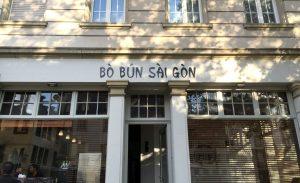 Bò Bún Sài Gòn