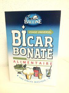 Le fameux bicarbonate !
