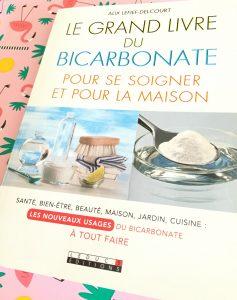 Le grand livre du bicarbonate de soude