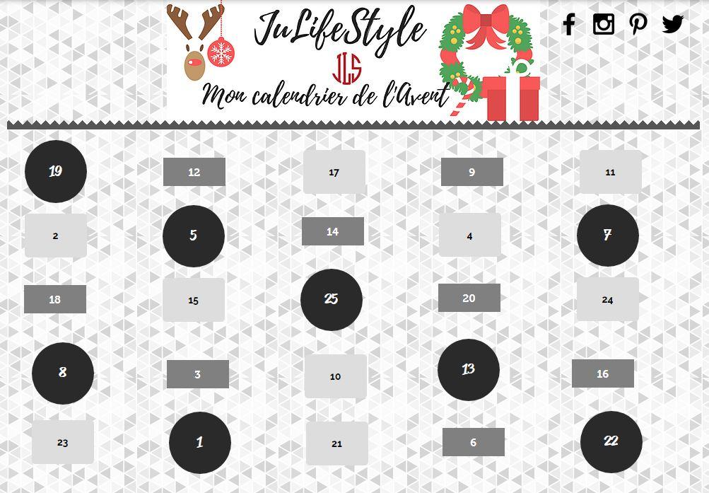 Cliquez sur l'image pour découvrir le calendrier de l'Avent interactif !
