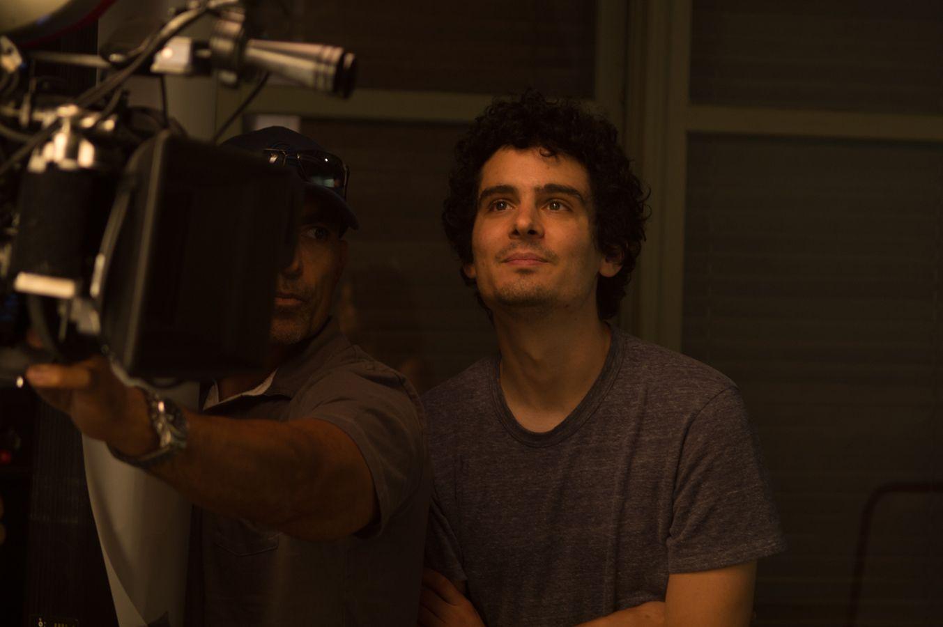 Damien Chazelle en coulisses
