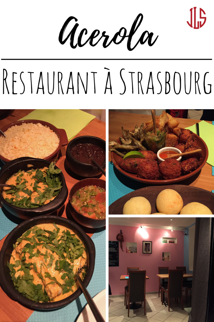 restaurant brésilien acerola strasbourg brasilian food