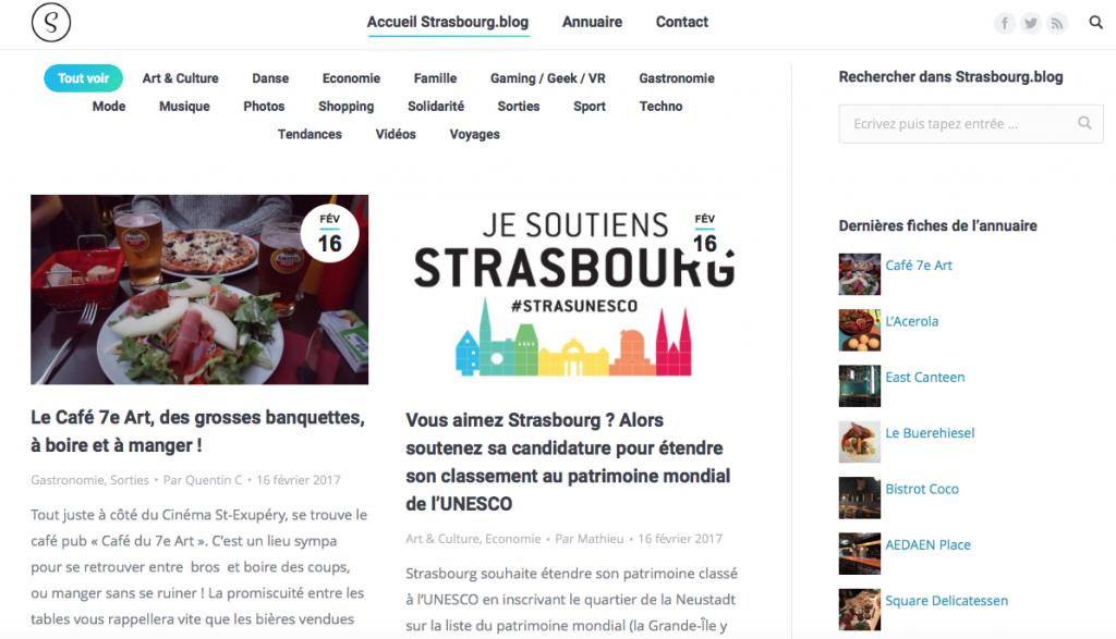 Strasbourg.blog