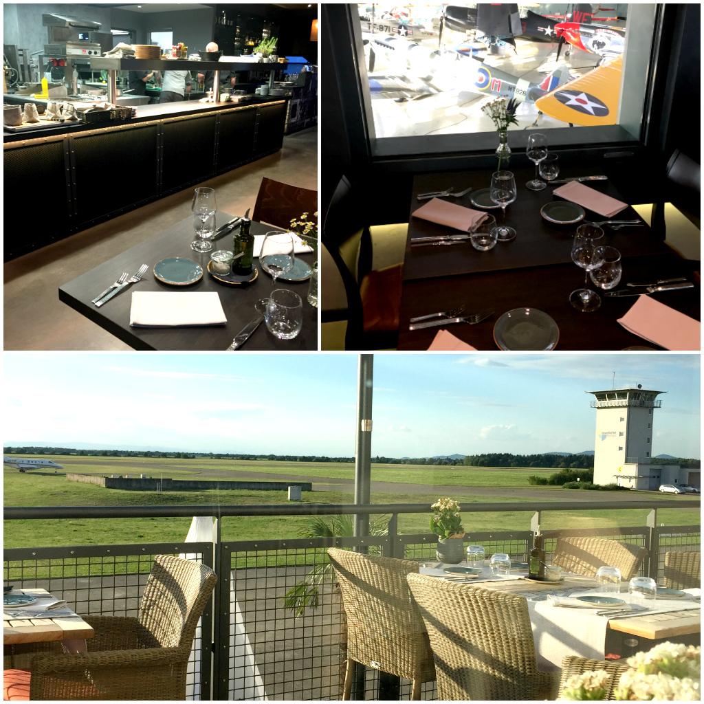 Le restaurant Fliegerhorst