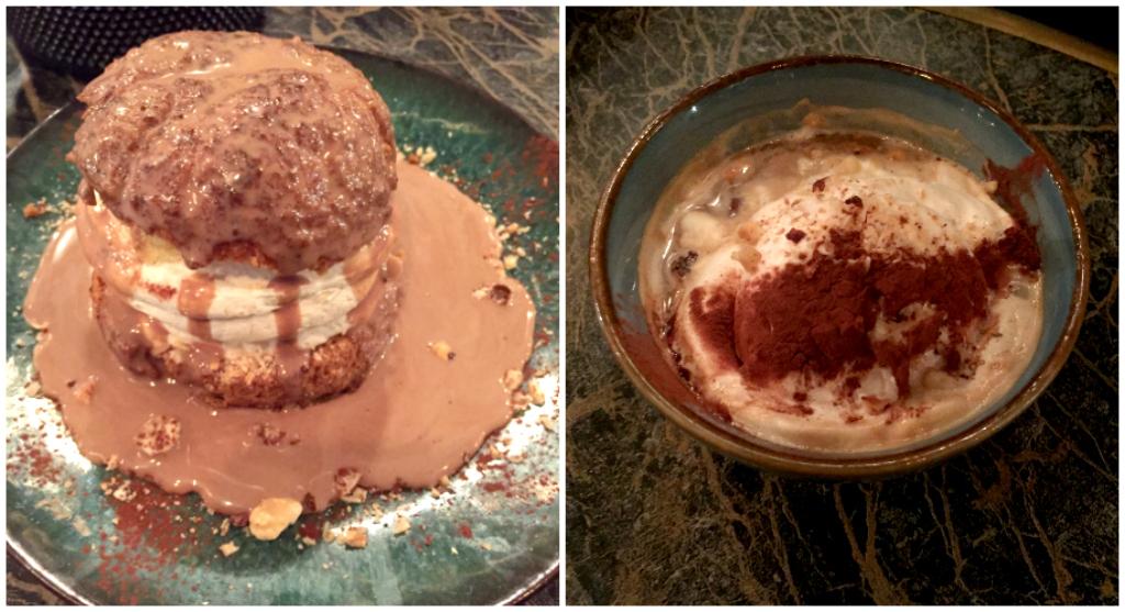 Desserts - Restaurant italien Bastardo à Strasbourg