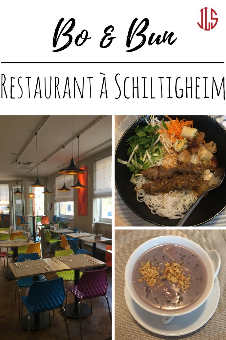 Restaurant Bo Bun à Schiltigheim