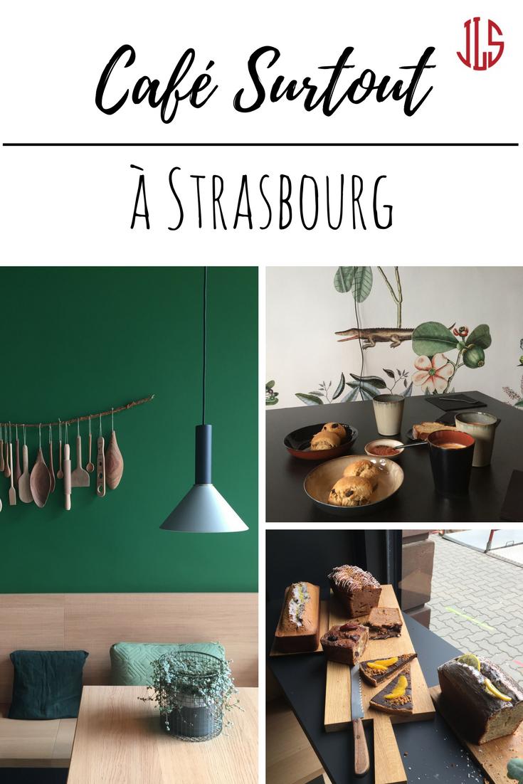 Café Surtout Strasbourg