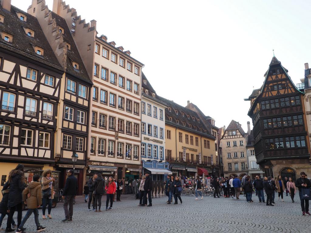 coins typiques à Strasbourg