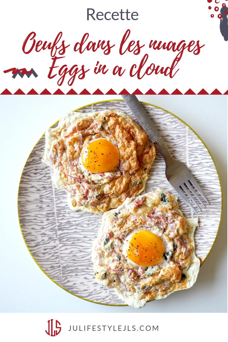 Eggs in a cloud