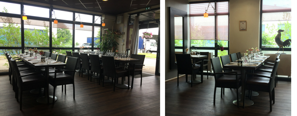 Restaurant le 15 Ostwald