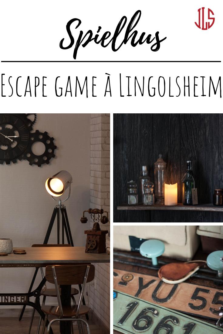Spielhus Escape Game