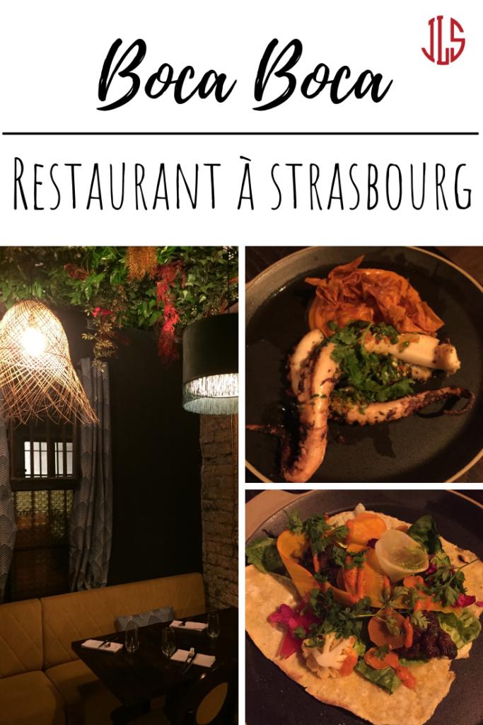 boca boca Strasbourg