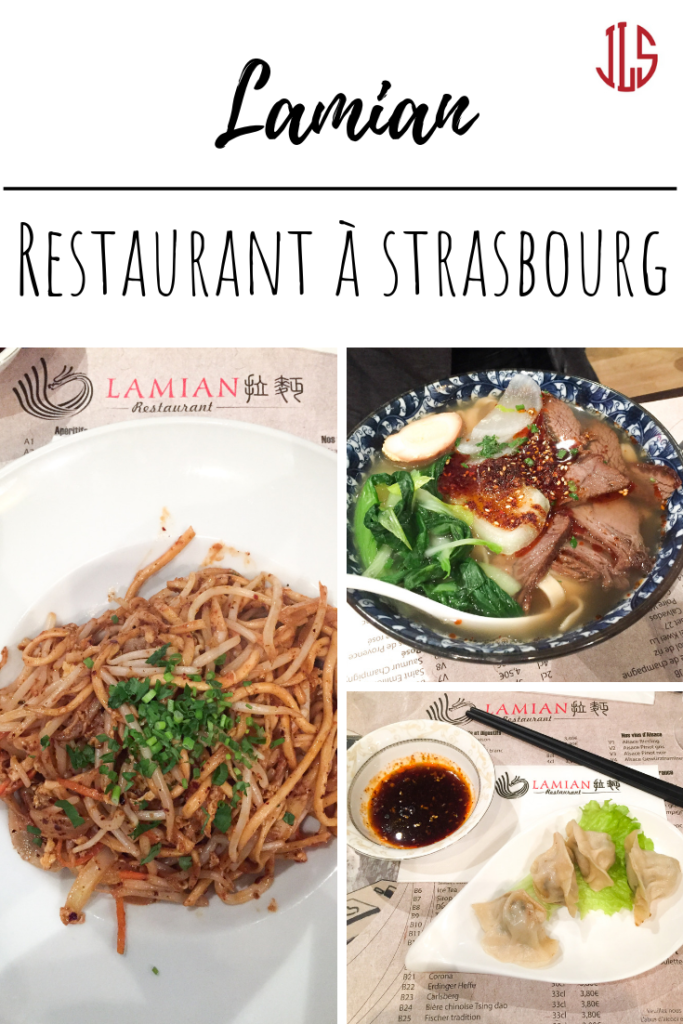 Lamian Strasbourg
