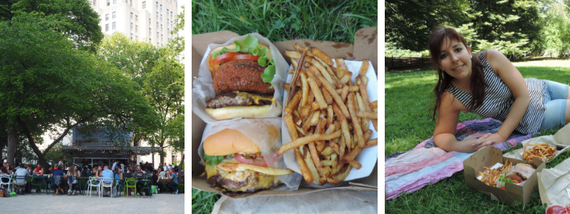 bonnes adresses New York Shake Shack