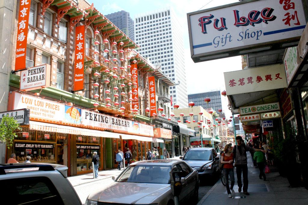 visiter san francisco chinatown