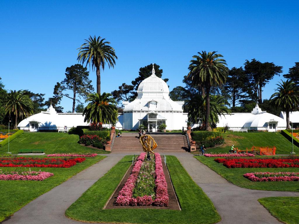 visiter san francisco golden gate park