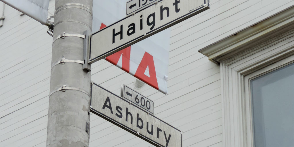 visiter san francisco haight ashbury